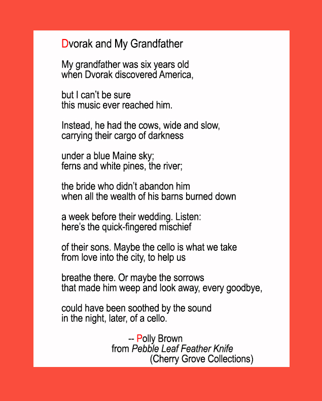 Goodbye poem you learn every with With every